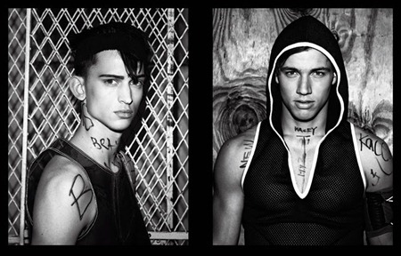 V MAN MAGAZINE The Contender by Steven Klein. Nicola Formichetti, www.imageamplified.com, Image Amplified (9)
