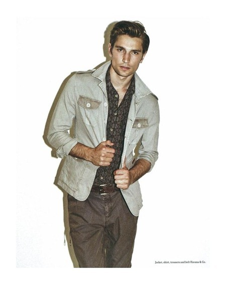 FEATURED MODEL Texas Olsson for Collezioni Uomo. www.imageamplified.com, Image Amplified (1)