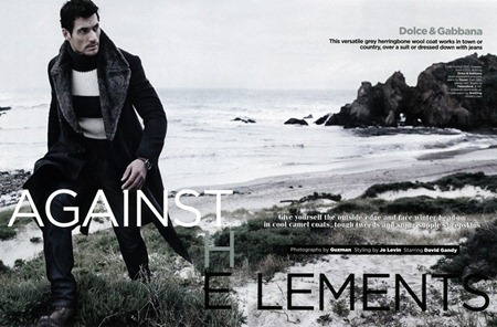 GQ UK David Gandy in Against the Elements by Guzman. October 2011, Jo Levin, www.imageamplified.com, Image Amplified (2)