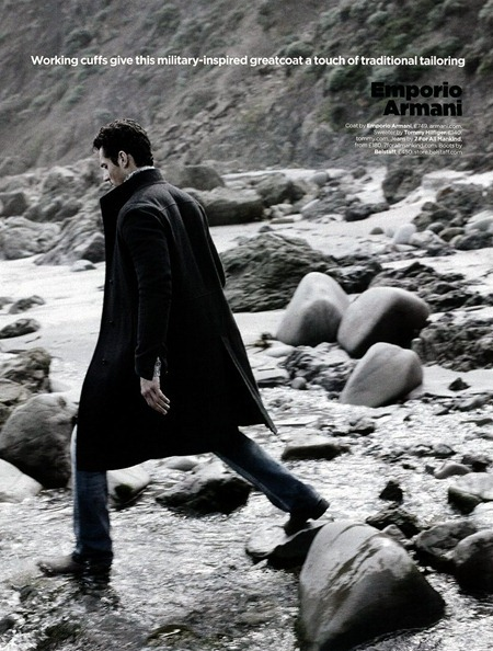 GQ UK David Gandy in Against the Elements by Guzman. October 2011, Jo Levin, www.imageamplified.com, Image Amplified (4)