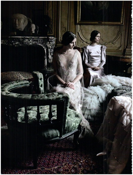 VOGUE ITALIA Valentino Haute Couture by Deborah Turbeville. September 2011, www.imageamplified.com, Image Amplified (13)