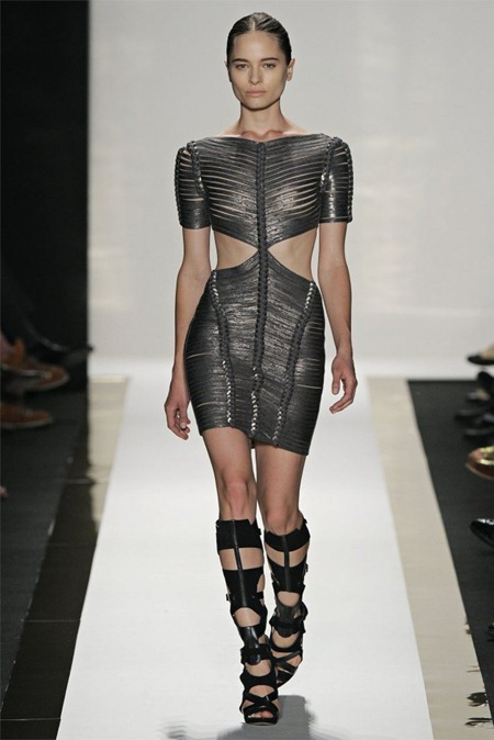 NEW YORK FASHION WEEK Herve Leger by max Azria Spring 2012, www.imageamplified.com, Image Amplified (19)