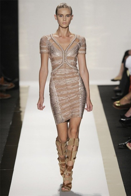 NEW YORK FASHION WEEK Herve Leger by max Azria Spring 2012, www.imageamplified.com, Image Amplified (5)