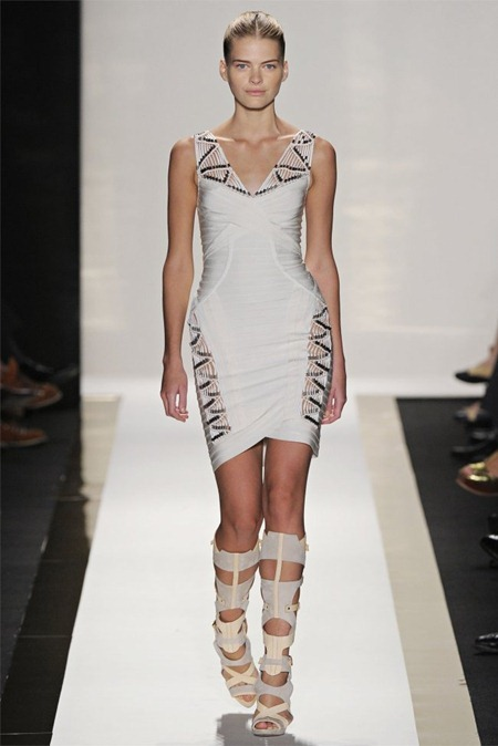 NEW YORK FASHION WEEK Herve Leger by max Azria Spring 2012, www.imageamplified.com, Image Amplified (7)