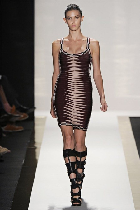 NEW YORK FASHION WEEK Herve Leger by max Azria Spring 2012, www.imageamplified.com, Image Amplified (17)