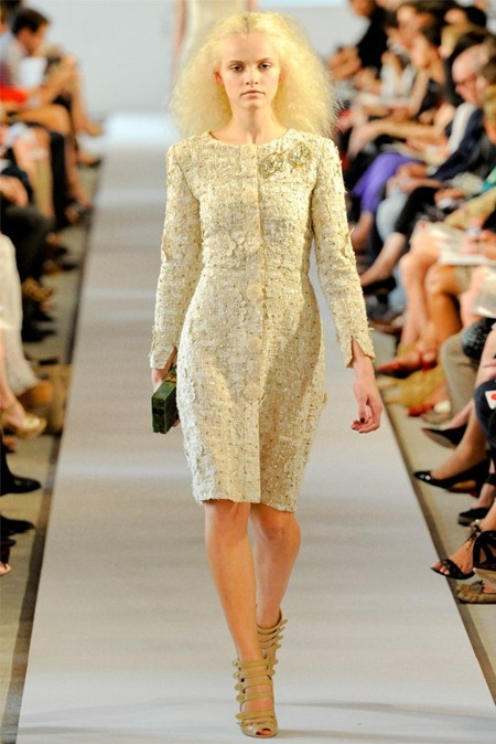 NEW YORK FASHION WEEK Oscar de la Renta, Spring 2012, www.imageamplified.com, Image Amplified (19)