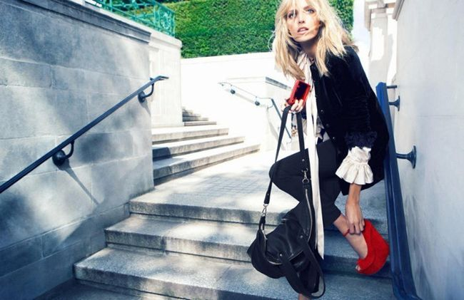 CAMPAIGN Anja Rubik for Kurt Geiger Fall 2011. www.imageamplified.com, Image Amplified (13)