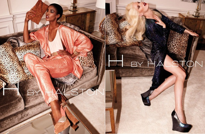 CAMPAIGN Caroline Winberg & Sessilee Lopes for H by Halston Fall 2011 by David Roemer. Elizabeth Sulcer, www.imageamplified.com, Image Amplified (5)