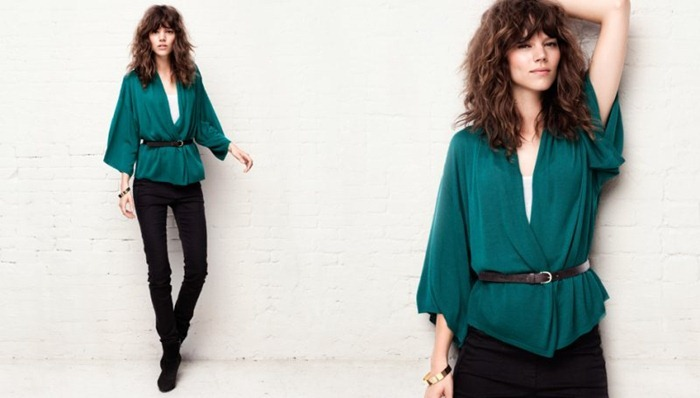 CAMPAIGN Freja Beha Erichsen & Heidi Mount for H&M New Silhouettes Collection. www.imageamplified.com, Image Amplified (5)