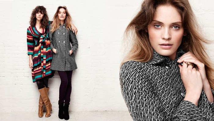 CAMPAIGN Freja Beha Erichsen & Heidi Mount for H&M New Silhouettes Collection. www.imageamplified.com, Image Amplified (7)