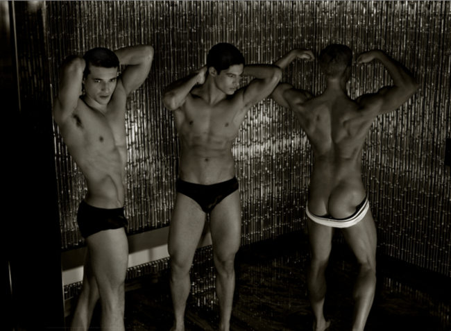 CAMPAIGN Jean Carlos for Dolce & Gabbana Underwear 2011 by Mariano Vivanco. www.imageamplified.com, Image Amplified (2)
