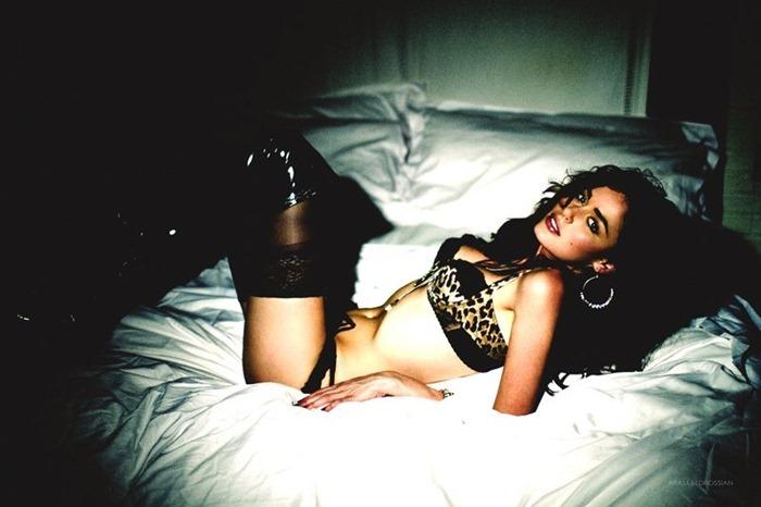 LOVECAT MAGAZINE Nicole Trunfio in Pretty Woman by Aram Bedrossian. Sofia Karvela, www.imageamplified.com, Image Amplified (7)