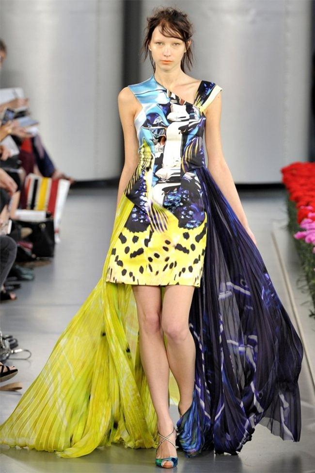 LONDON FASHION WEEK Mary Katrantzou Spring 2012. www.imageamplified.com, Image Amplified (23)