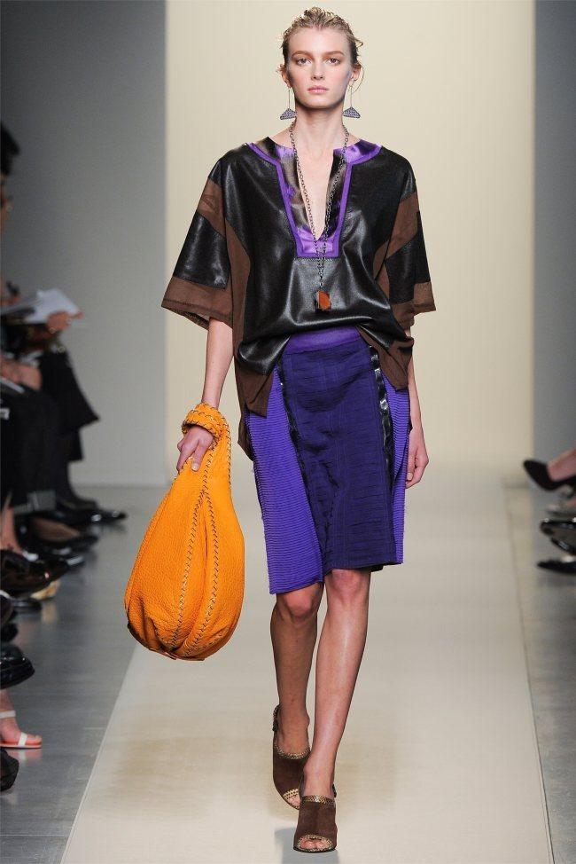 MILAN FASHION WEEK Bottega Veneta Spring 2012. www.imageamplified.com, Image Amplified (20)