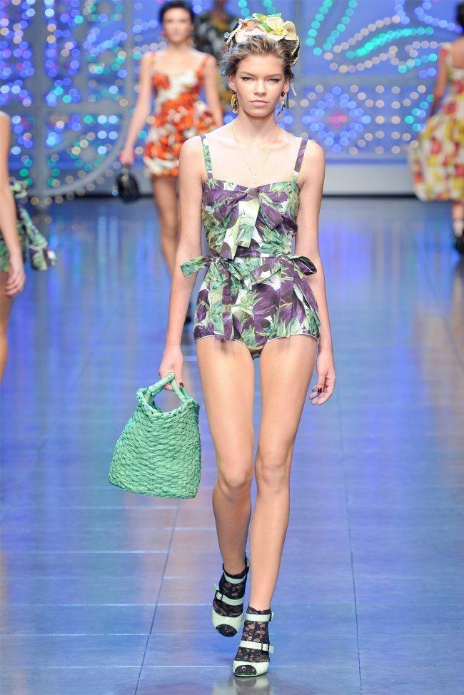 MILAN FASHION WEEK Dolce & Gabbana Spring 2012. www.imageamplified.com, Image Amplified (5)