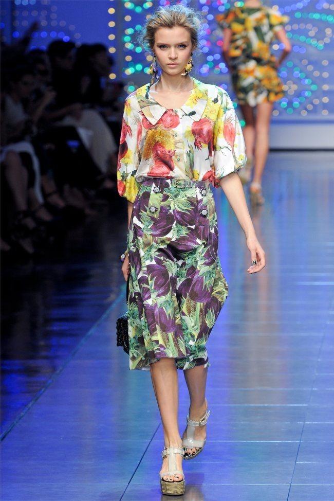 MILAN FASHION WEEK Dolce & Gabbana Spring 2012. www.imageamplified.com, Image Amplified (8)