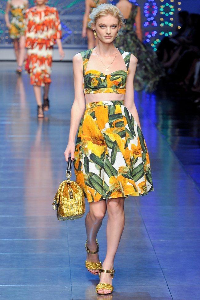MILAN FASHION WEEK Dolce & Gabbana Spring 2012. www.imageamplified.com, Image Amplified (19)