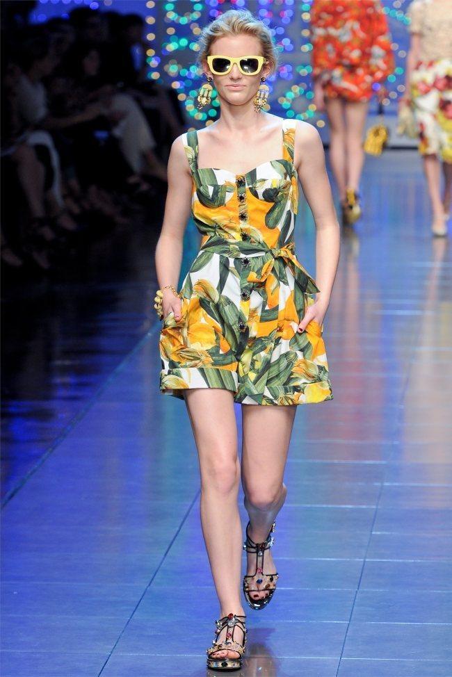 MILAN FASHION WEEK Dolce & Gabbana Spring 2012. www.imageamplified.com, Image Amplified (21)