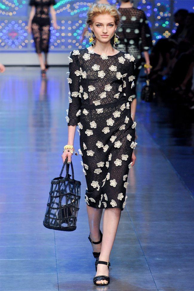 MILAN FASHION WEEK Dolce & Gabbana Spring 2012. www.imageamplified.com, Image Amplified (46)
