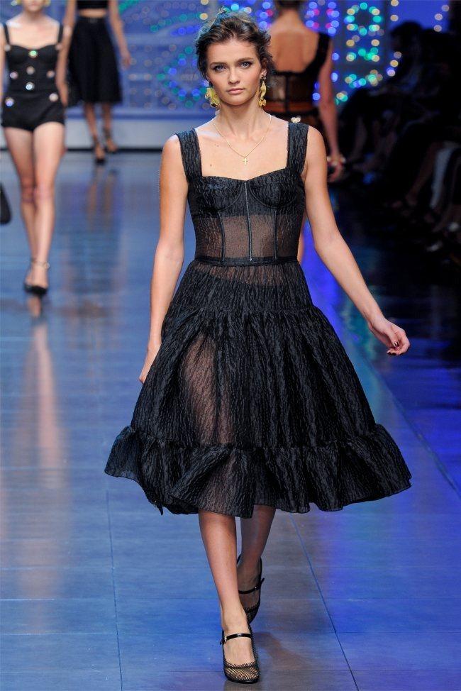 MILAN FASHION WEEK Dolce & Gabbana Spring 2012. www.imageamplified.com, Image Amplified (53)