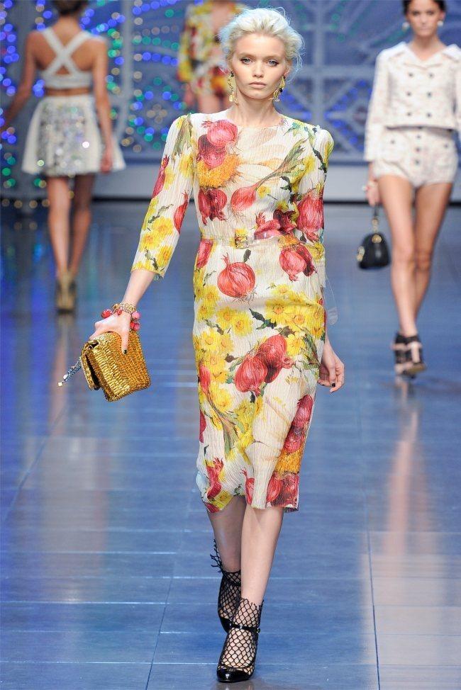 MILAN FASHION WEEK Dolce & Gabbana Spring 2012. www.imageamplified.com, Image Amplified (30)
