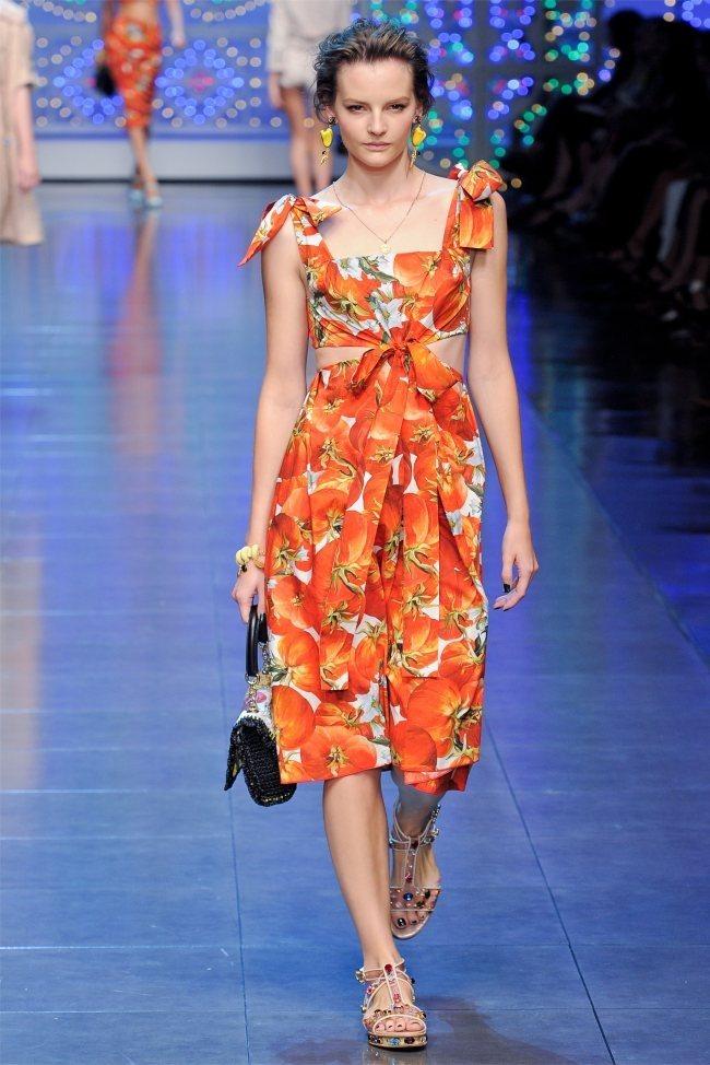 MILAN FASHION WEEK Dolce & Gabbana Spring 2012. www.imageamplified.com, Image Amplified (34)