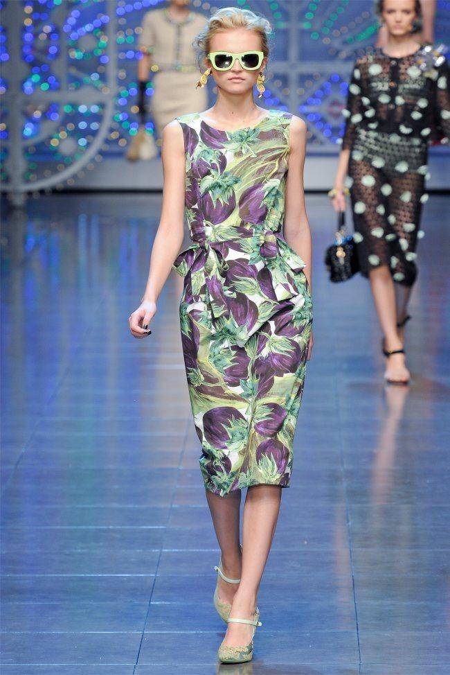 MILAN FASHION WEEK Dolce & Gabbana Spring 2012. www.imageamplified.com, Image Amplified (43)