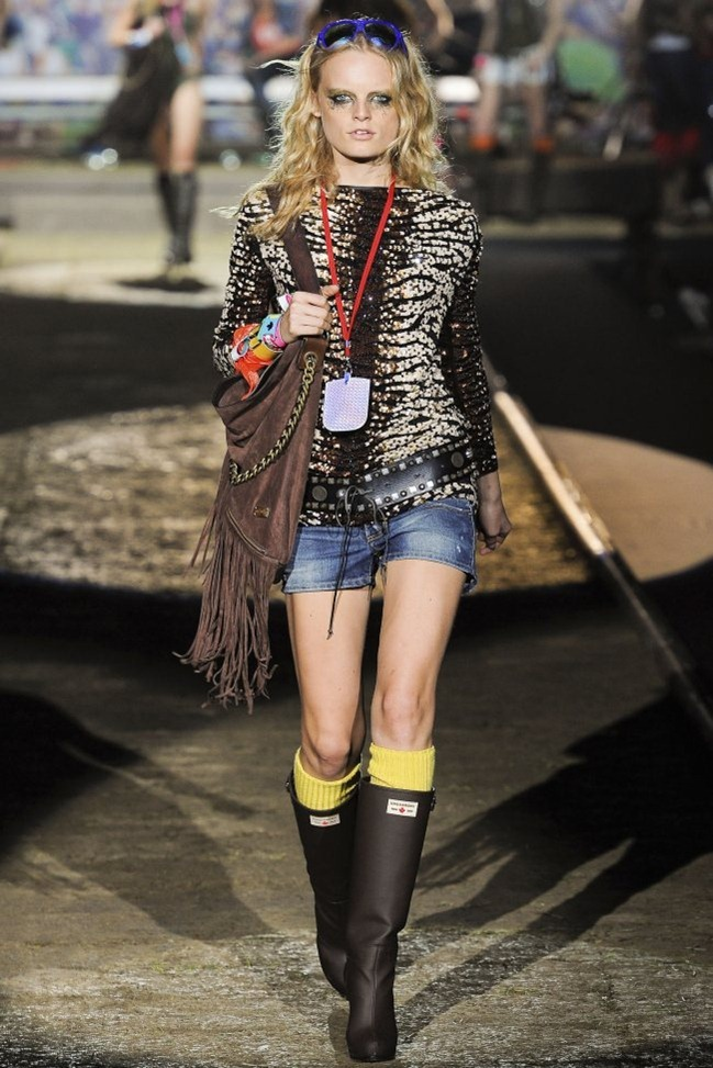 MILAN FASHION WEEK DSquared2 Spring 2012. www.imageamplified.com, Image Amplified (4)