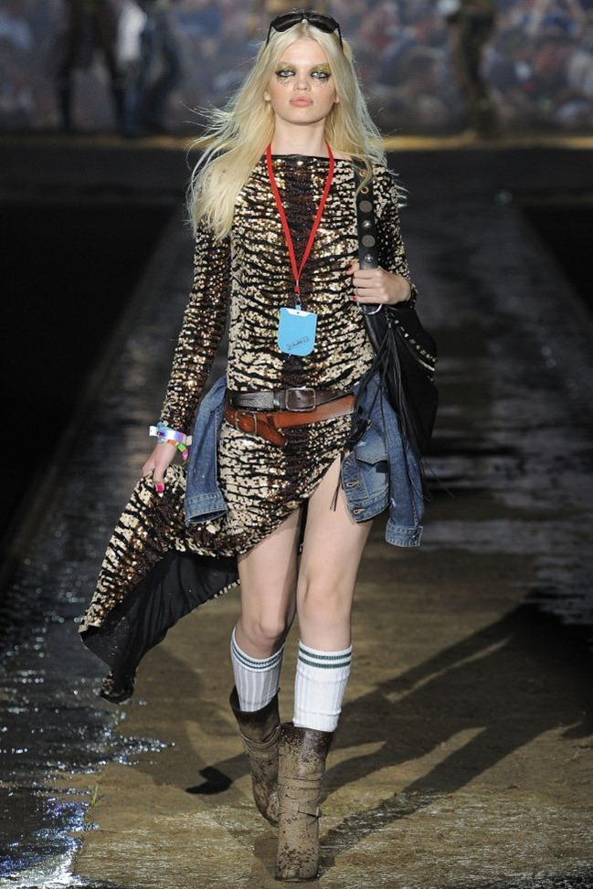 MILAN FASHION WEEK DSquared2 Spring 2012. www.imageamplified.com, Image Amplified (32)