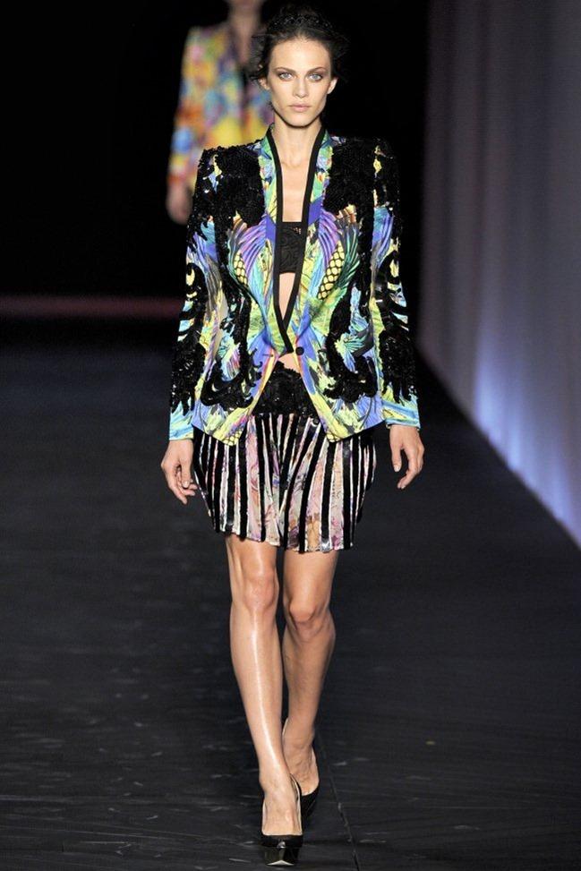MILAN FASHION WEEK Roberto Cavalli Spring 2012. www.imageamplified.com, Image Amplified (42)
