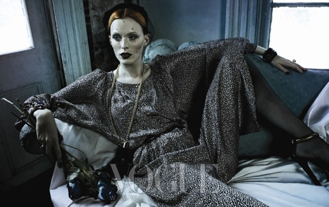VOGUE KOREA Karen Elson by Rafael Stahelin. Ye Young Kim, October 2011, www.imageamplified.com, Image Amplified (5)