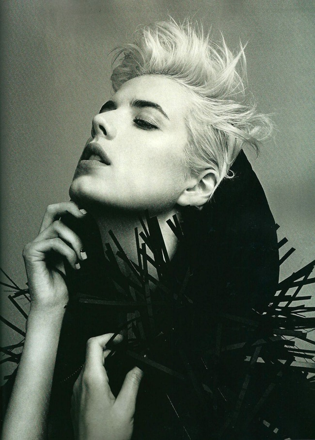 ELLE UK Agyness Deyn in True Brit by David Slijper. Sasa Thomann, October 2011, www.imageamplified.com, Image Amplified (4)