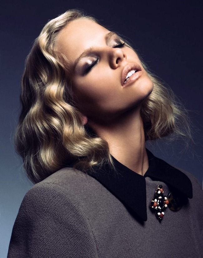 VOGUE MEXICO Marloes Horst in La Nueva Lady by Alexander Neumann. Michelle Cameron, October 2011, www.imageamplified.com, Image Amplified (1)