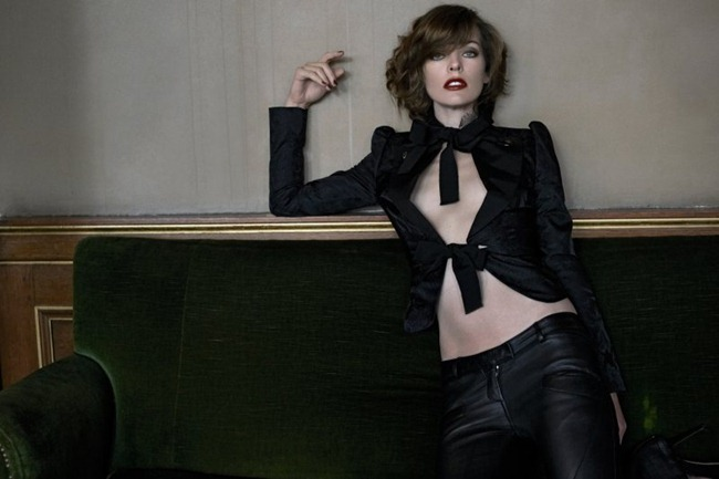 S MODA MAGAZINE Milla Jovovich by Eric Guillemain. October 2011, Francesca Rinciari, www.imageamplified.com, Image Amplified (4)