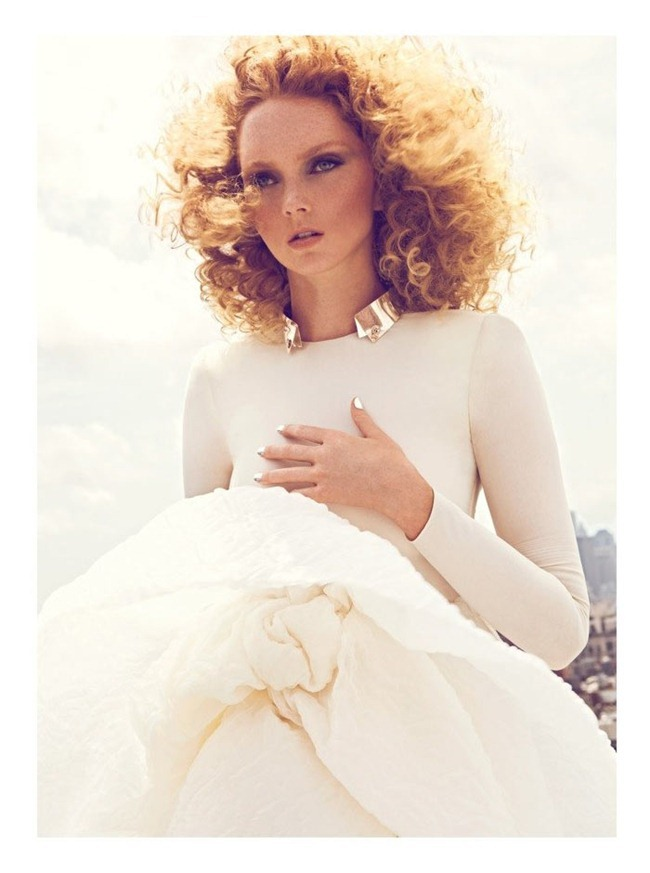 HARPER'S BAZAAR TURKEY Lily cole by Koray Birand. October 2011, Isabel Dupre, www.imageamplified.com, Image Amplified (5)