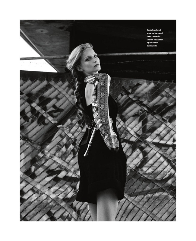BON MAGAZINE Katrin Thormann in Breaking and Entering by Benny Horne. Marcus Söder, Fall 2011, www.imageamplified.com, Image Amplified (6)