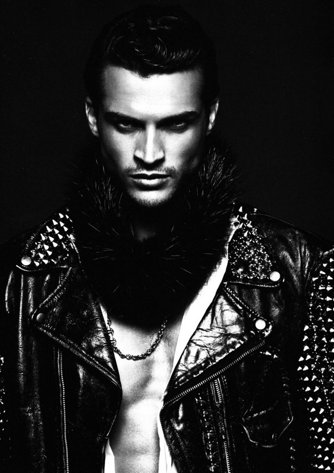 NUMERO HOMME CHINA Romulo Pires by Yin Chao. Johnathan Lawhorne, Fall 2011, www.imageamplified.com, Image Amplified (1)