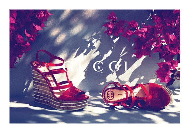 CAMPAIGN karmen Pedaru & Lenz von Johnston for Gucci Cruise 2012 by Mert & Marcus. www.imageamplified.com, Image Amplified (5)