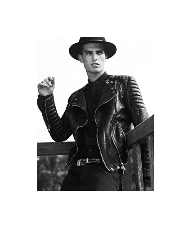 CAMPAIGN Paolo Anchisi for Balmain Spring 2012 by Karim Sadli. www.imageamplified.com, Image Amplified (5)