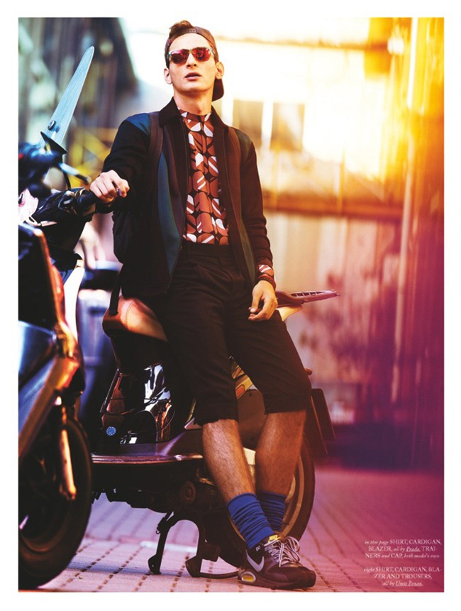 HERCULES MAGAZINE Between Appointments by Giampaolo Sgura. Miguel Arnau, Fall 2011, www.imageamplified.com, Image Amplified (13)