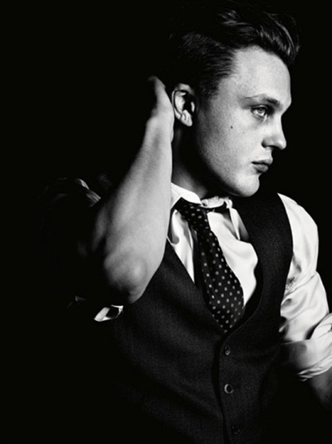 ANOTHER MAN MAGAZINE- Michael Pitt by Hedi Slimane. Fall 2011, www.imageamplified.com, Image Amplified9