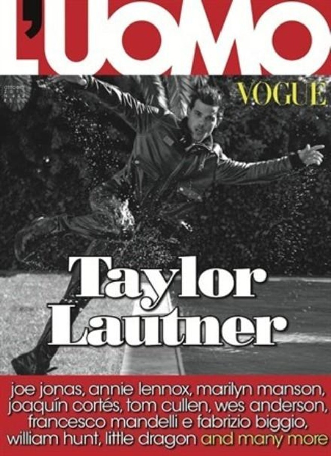 L'UOMO VOGUE Taylor Lautner in Not Only a PIn-Up Boy by Francesco Corrozzini. October 2011, Rushka Bergman, www.imageamplified.com, Image Amplified (2)