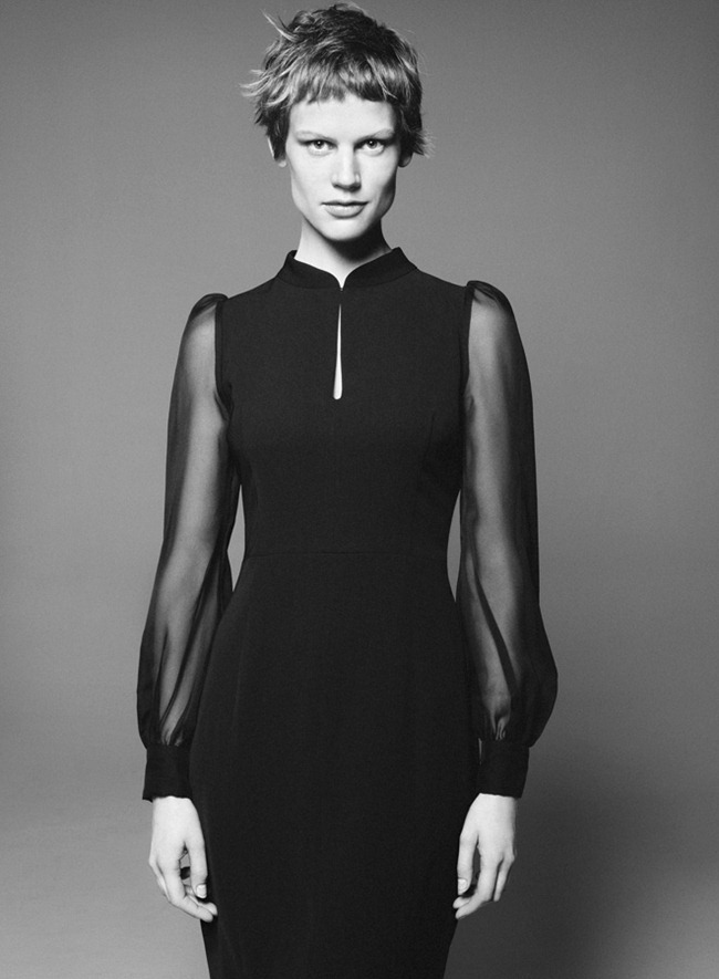CAMPAIGN Saskia de Brauw for Zara The Mood Fall 2011 by David Sims. www.imageamplified.com, Image Amplified (12)