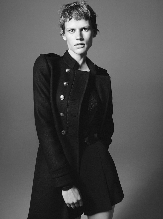 CAMPAIGN Saskia de Brauw for Zara The Mood Fall 2011 by David Sims. www.imageamplified.com, Image Amplified (2)