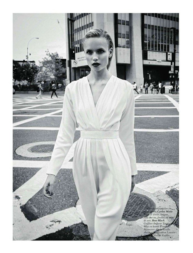 VOGUE PARIS- Natasha Poly by Terry Richardson. November 2011, Marie Chaix, www.imageamplified.com, Image Amplified8