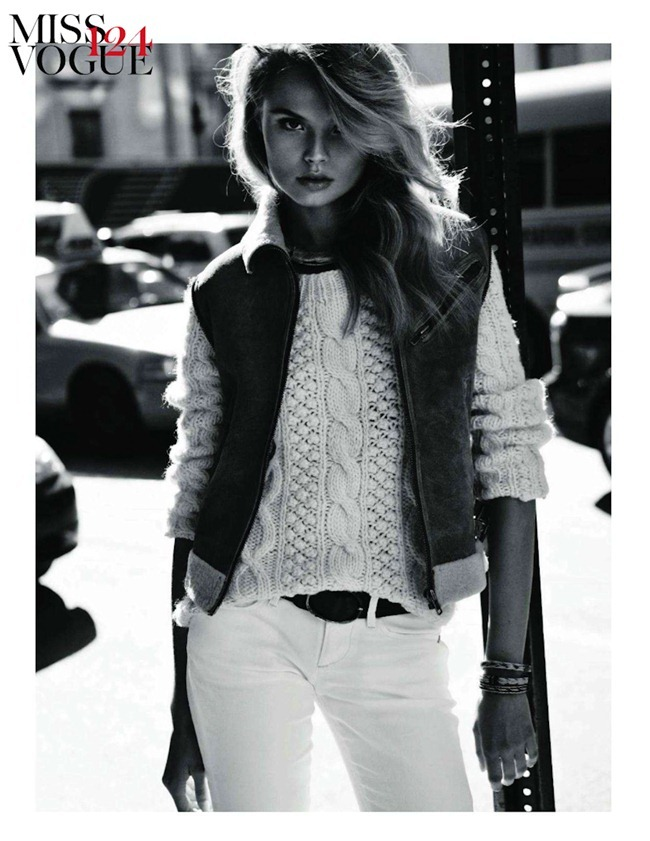 VOGUE PARIS- Magdalena Frackowiak in De Brut En Blanc by Knoepfel & Indlekofer. Capucine Safyurtlu, November 2011, www.imageamplified.com, Image Amplified3