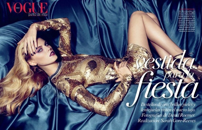 VOGUE MEXICO- Maryna Linchuk by David Roemer. November 2011, Sarah Gore Reeves, www.imageamplified.com, Image Amplified7