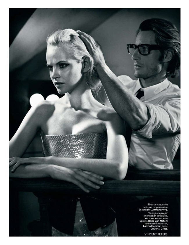 VOGUE RUSSIA- Ginta Lapina by Vincent Peters. Katerina Mukhina, November 2011, www.imageamplified.com, Image Amplified1