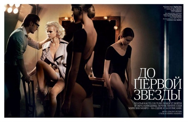 VOGUE RUSSIA- Ginta Lapina by Vincent Peters. Katerina Mukhina, November 2011, www.imageamplified.com, Image Amplified4