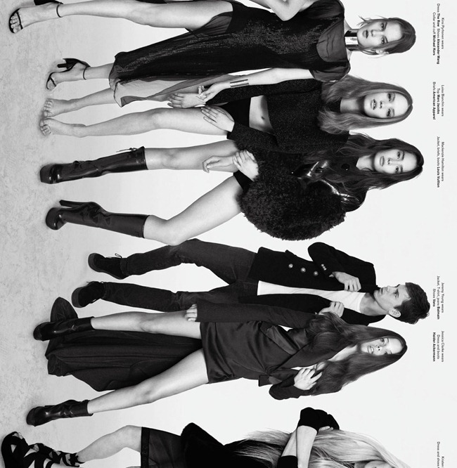 V MAGAZINE DNA Model Management by Alex Cayley. Maher Jridi, Fall 2911, www.imageamplified.com, Image Amplified (1)